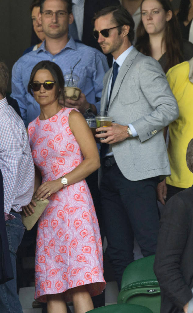 Pippa Middleton James Matthews Engaged